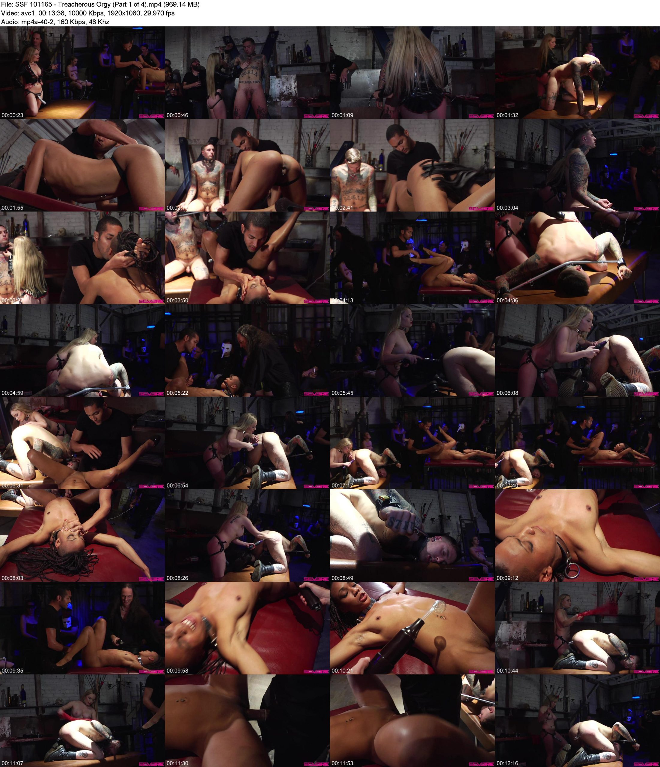September 3, 2020 – Aiden Starr, Ruckus, Mickey Mod, Nikki Darling, ProVillain/Treacherous Orgy (…