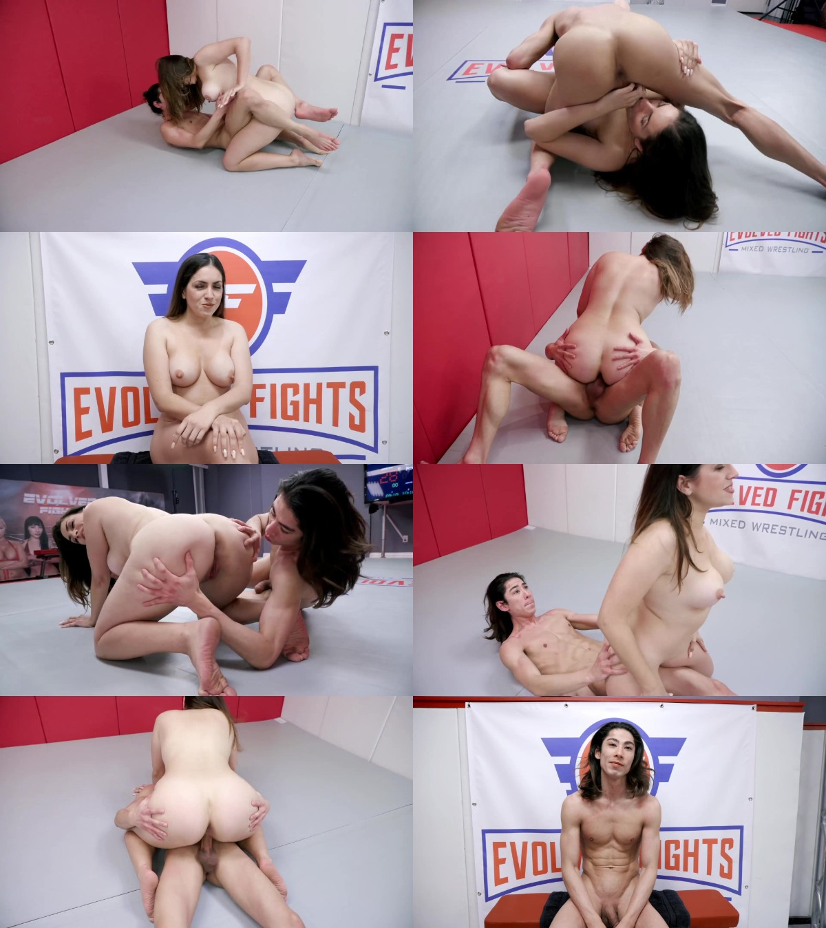 Milked and Busted – Marilyn & Sloane – Kick The Slaves Balls